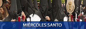 MIÉRCOLES SANTO